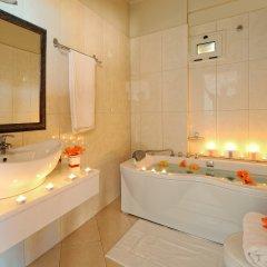 Notos Heights Hotel & Suites 4* Люкс с различными типами кроватей фото 6