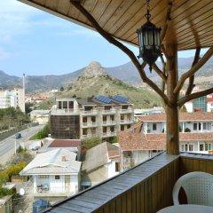 Гостевой дом Воробьиное гнездо балкон фото 3