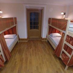Гостиница Майкоп Сити Кровать в общем номере с двухъярусной кроватью фото 20
