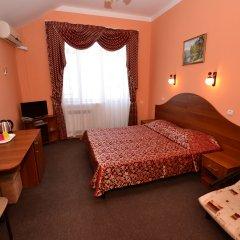 Гостиница Анапский бриз Стандартный номер с разными типами кроватей фото 10