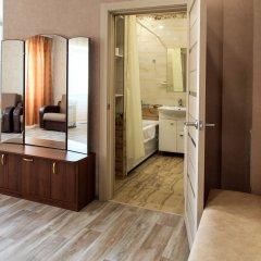 Апартаменты Иркутские Берега Студия с различными типами кроватей фото 36