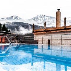 Гостиница Alm бассейн