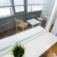 Гостиница Зона Комфорта Апартаменты с различными типами кроватей фото 25