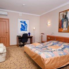 Гостиница Для Вас 4* Люкс с различными типами кроватей фото 4
