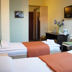 Гостиница Ирис 3* Стандартный номер разные типы кроватей фото 3