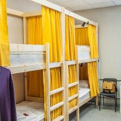 Хостел Рус-Новосибирск Кровать в общем номере двухъярусные кровати фото 14