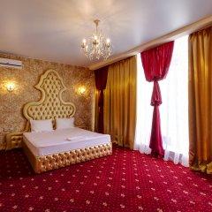 Гостиница Marton Boutique and Spa Люкс с разными типами кроватей фото 8