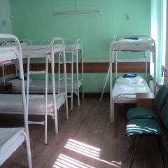 Хостел Бор на Волге Кровать в общем номере двухъярусные кровати фото 3
