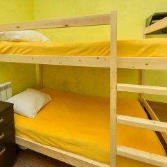 Хостел Абсолют Кровать в женском общем номере с двухъярусной кроватью фото 4