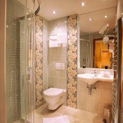 Отель Green Garden ванная фото 2