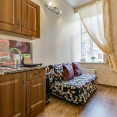 Апартаменты Sokroma Genius Aparts комната для гостей фото 2