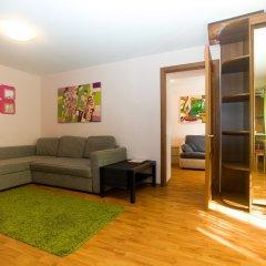 Апартаменты Kvart Белорусская комната для гостей фото 10