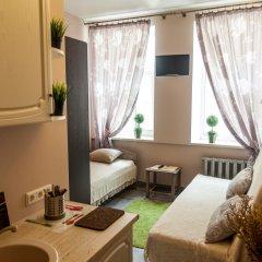 Мини-Отель Меланж Номер Комфорт с различными типами кроватей фото 6
