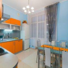 Апартаменты LikeHome Апартаменты Тверская Улучшенные апартаменты разные типы кроватей фото 21