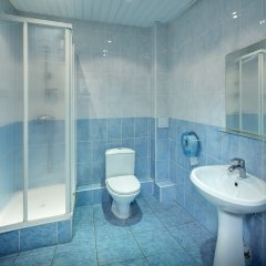 Гостиница ГородОтель на Казанском Кровать в мужском общем номере с двухъярусной кроватью фото 4
