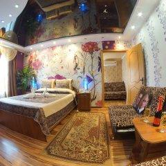 Гостиница Императрица Номер Делюкс с разными типами кроватей фото 11