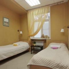 Hostel Podvorie Номер категории Эконом с различными типами кроватей
