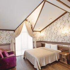 Мини-Отель Вилла Полианна Номер Комфорт с различными типами кроватей фото 2