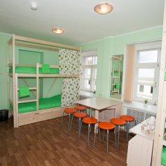 Хостел ВАМкНАМ Захарьевская Кровать в женском общем номере с двухъярусной кроватью фото 12
