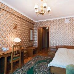 Гостиница Даниловская 4* Стандартный номер двуспальная кровать фото 2