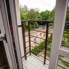Гостиница Апарт-отель Элиза БонАпарт в Зеленоградске отзывы, цены и фото номеров - забронировать гостиницу Апарт-отель Элиза БонАпарт онлайн Зеленоградск балкон