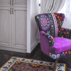 Гостевой Дом Семь Морей Номер Делюкс с различными типами кроватей фото 38