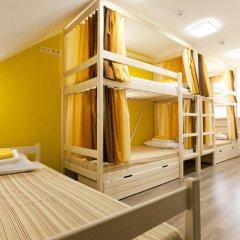 Мини-отель City-hostel Кровать в общем номере с двухъярусной кроватью фото 5