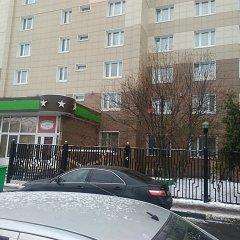 Апарт-Отель Kryuchkoff парковка