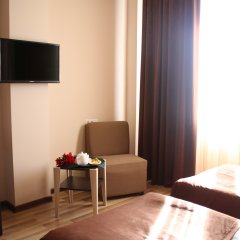 Отель Олимпия 3* Стандартный номер с различными типами кроватей фото 8