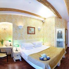 Бутик-Отель Росси 4* Стандартный номер разные типы кроватей фото 5