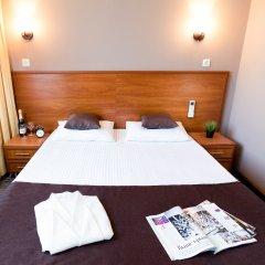 Гостиница Радужный 2* Улучшенный номер с разными типами кроватей