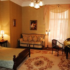 Гостиница Zolotaya Seredina комната для гостей фото 3