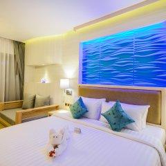 Курортный отель Crystal Wild Panwa Phuket 4* Номер категории Премиум с различными типами кроватей