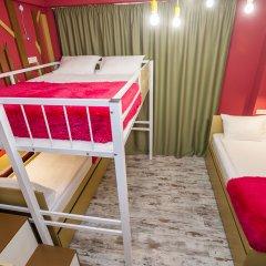 Хостел Good Luck Стандартный номер с различными типами кроватей фото 8
