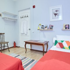 Хостел Дом Номер Эконом разные типы кроватей (общая ванная комната) фото 10