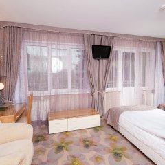 Гостиница Для Вас 4* Стандартный номер с двуспальной кроватью фото 11