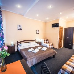 Мини-гостиница Авиамоторная 2* Номер Комфорт с различными типами кроватей фото 2