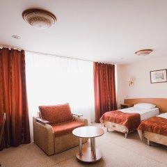 Гостиница Амакс Сафар 3* Стандартный номер с различными типами кроватей фото 4