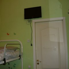 Хостел Bliss Номер с общей ванной комнатой с различными типами кроватей (общая ванная комната) фото 4
