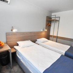 Гостиница Атлантика (бывш. Оптима) 3* Стандартный номер с различными типами кроватей фото 11