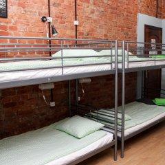 Хостел Amalienau Hostel&Apartments Кровать в общем номере с двухъярусными кроватями