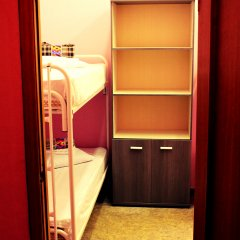 Хостел Любимый Кровать в женском общем номере с двухъярусными кроватями фото 2