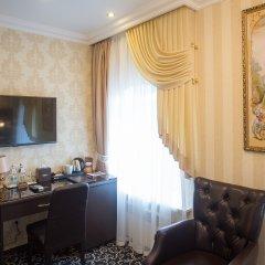Гостиница Bellagio 4* Номер Бизнес двуспальная кровать фото 7