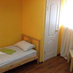 Гостиница Вернисаж Номер Эконом с разными типами кроватей (общая ванная комната) фото 8