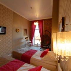 Гостиница Art Nuvo Palace 4* Улучшенный номер с различными типами кроватей фото 4