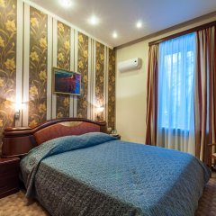 Крон Отель 3* Стандартный номер с разными типами кроватей