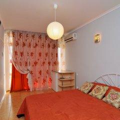 Гостиница У Верблюжьих горбов Улучшенный номер с двуспальной кроватью