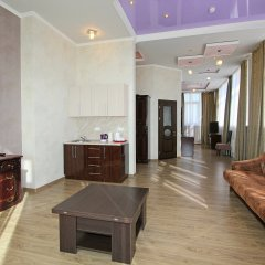 Отель Монарх Апартаменты фото 7