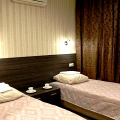 Гостиница Зима Стандартный номер с различными типами кроватей фото 7