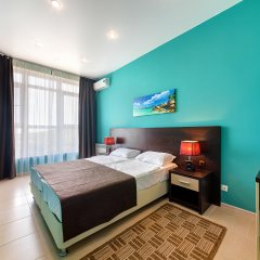 Апарт-Отель Тихая Бухта Апартаменты с различными типами кроватей фото 2